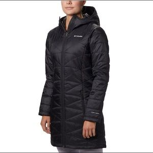 Columbia Omni-Heat Light Weight Parka